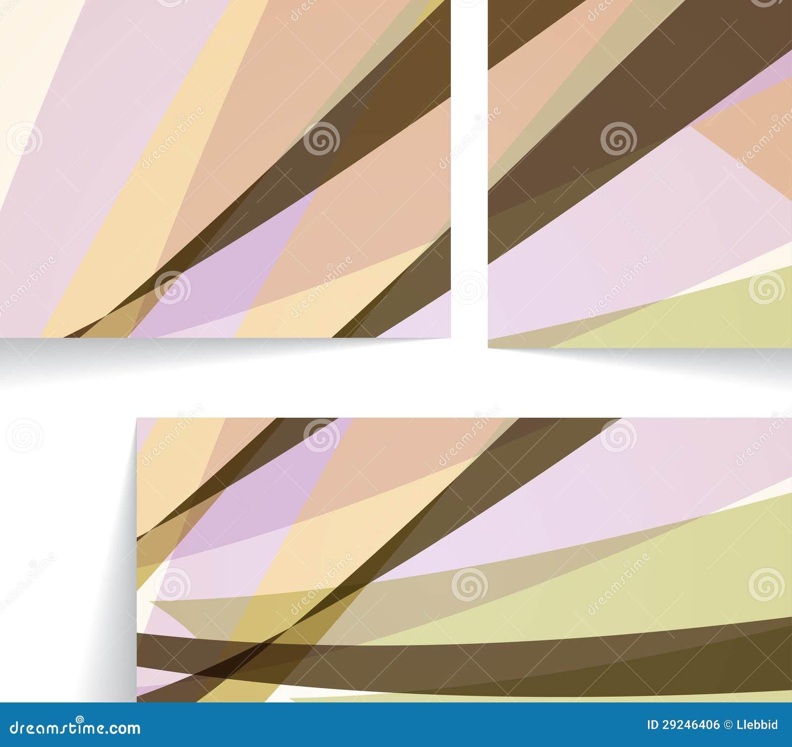Download Ilustração Abstrata, Composição Colorida. Ilustração do Vetor - Ilustração de curvatura, creativo: 29246406