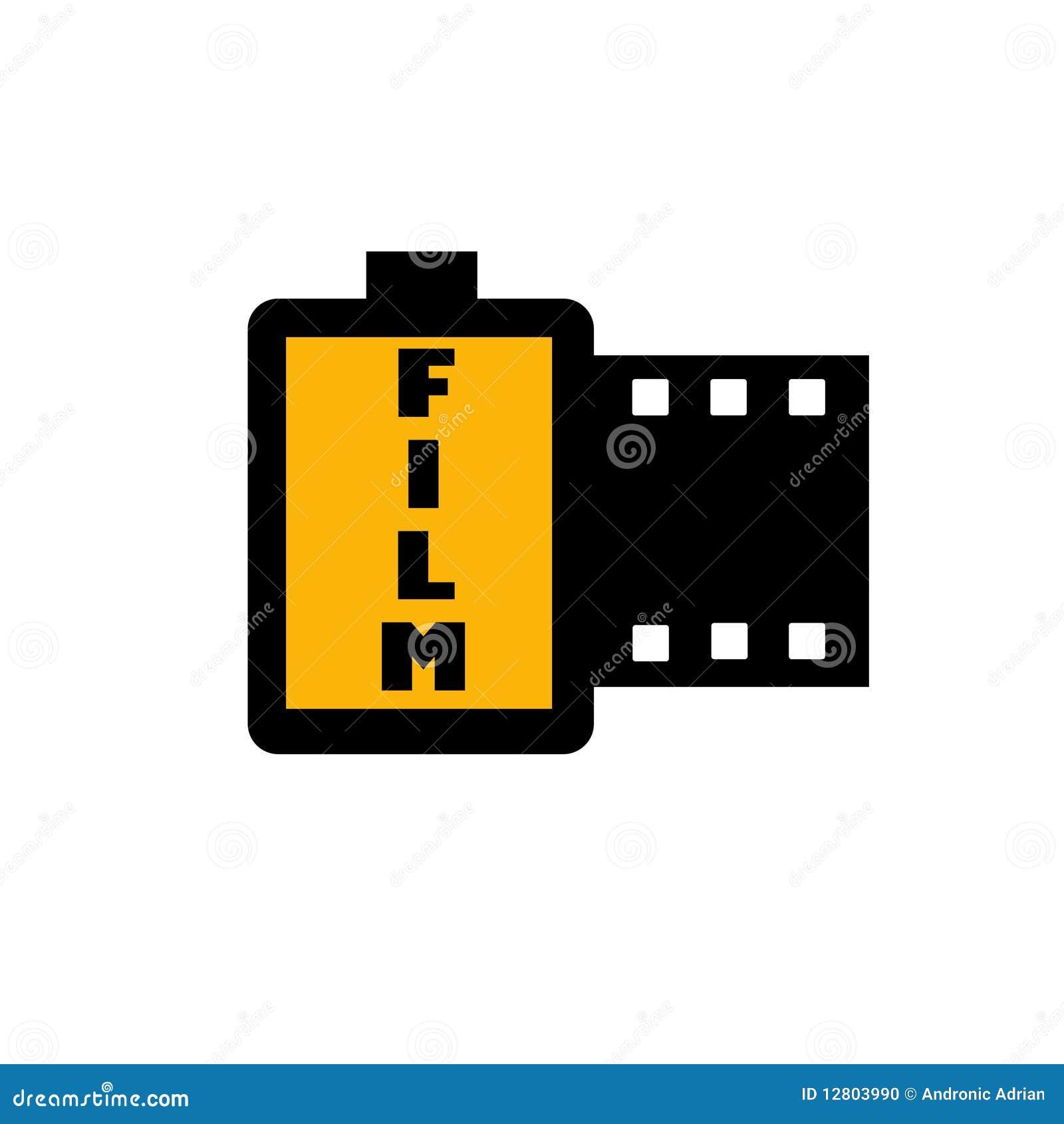 Ilustração da película