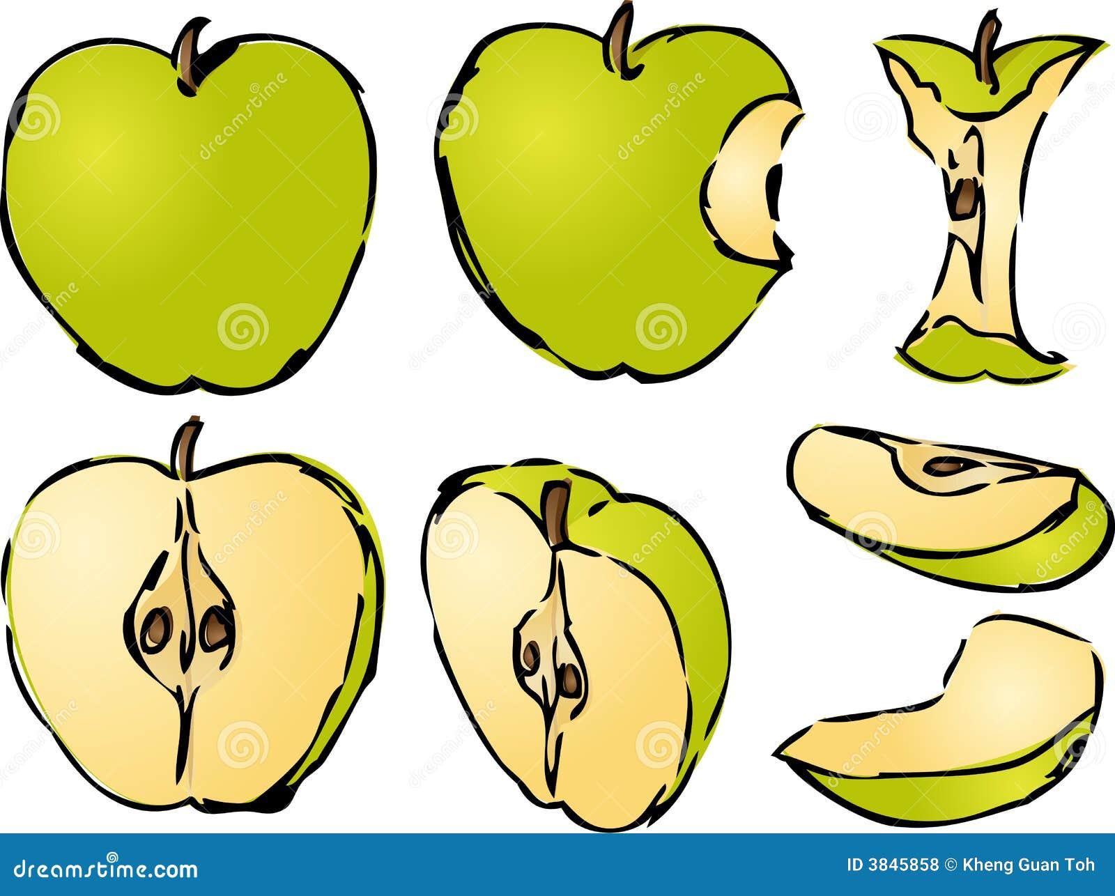 Ilustração de Apple