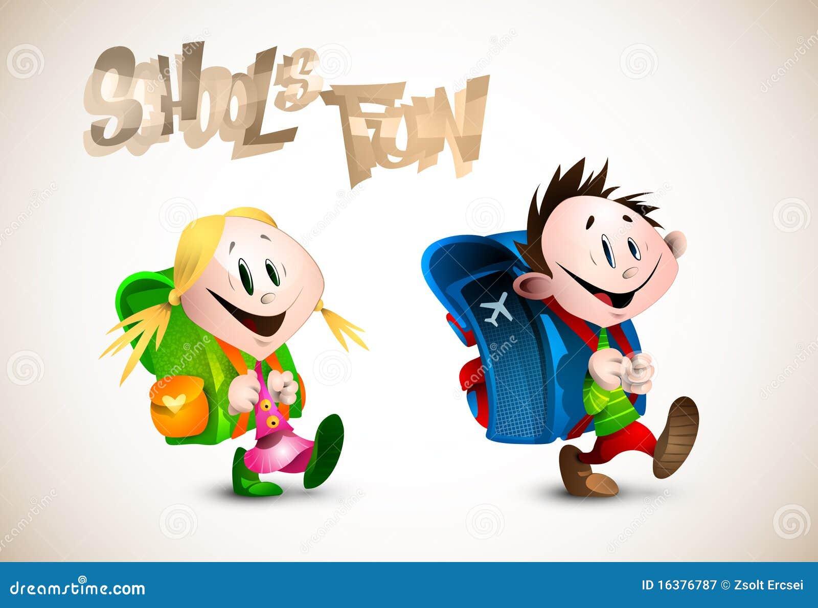 Ilustração detalhada do goi feliz novo da criança dois