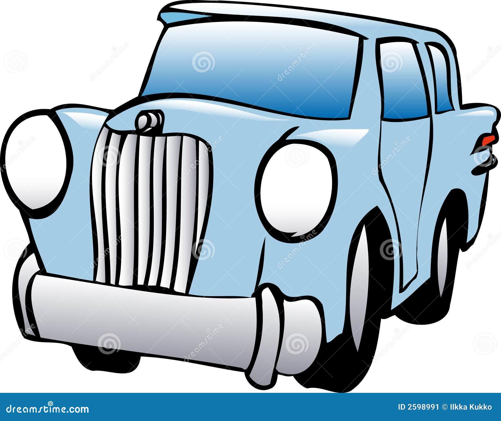 Ilustração do carro