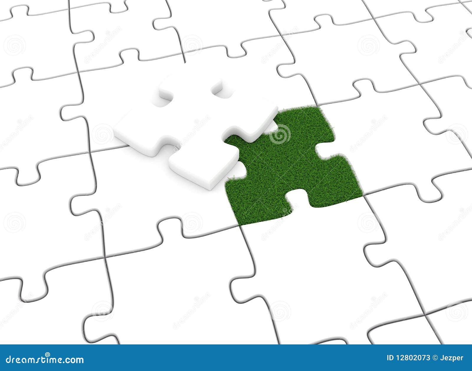 Ilustração do enigma