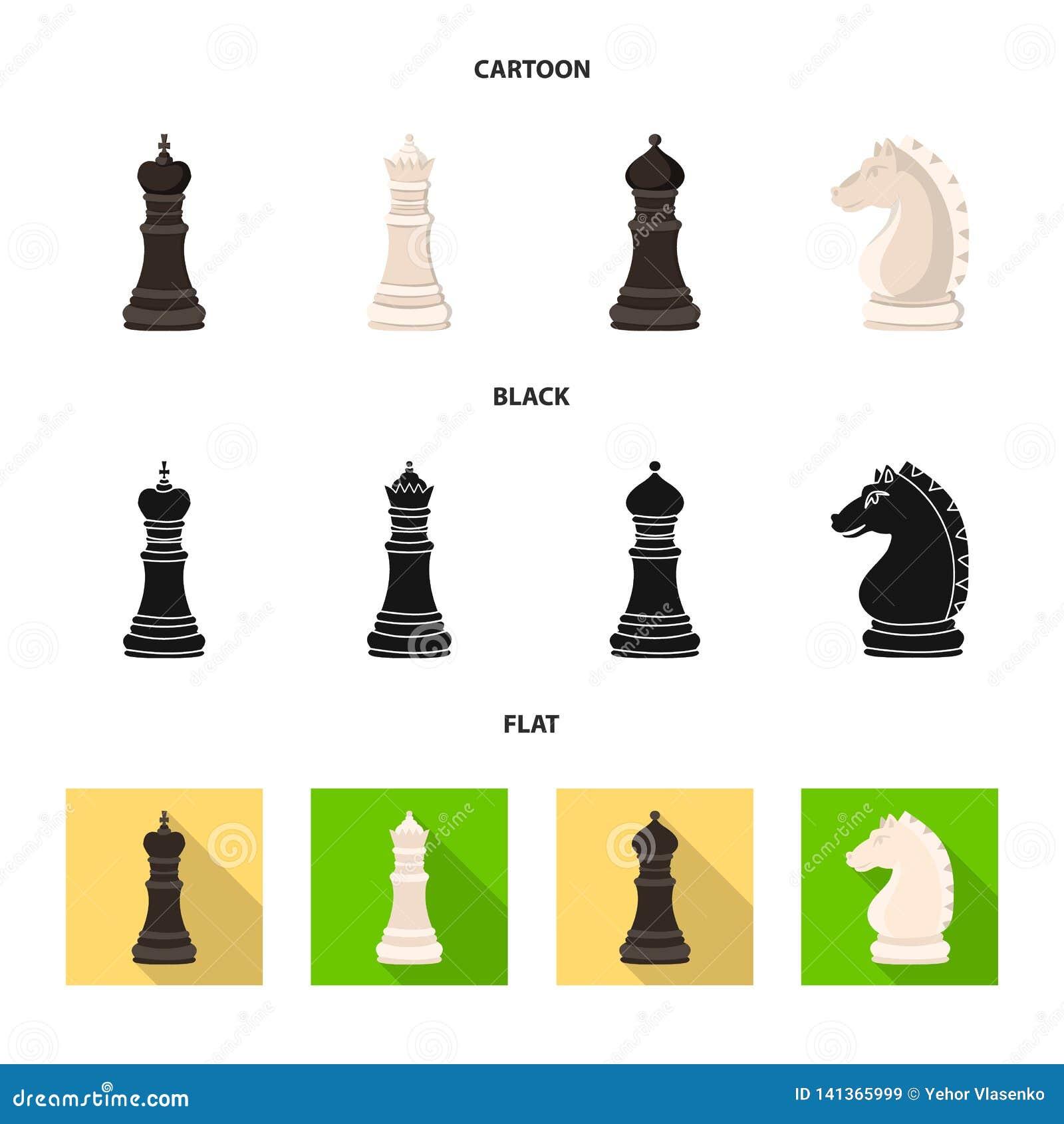 Ilustração do vetor do checkmate e do ícone fino Ajuste do símbolo de ações do checkmate e do alvo para a Web