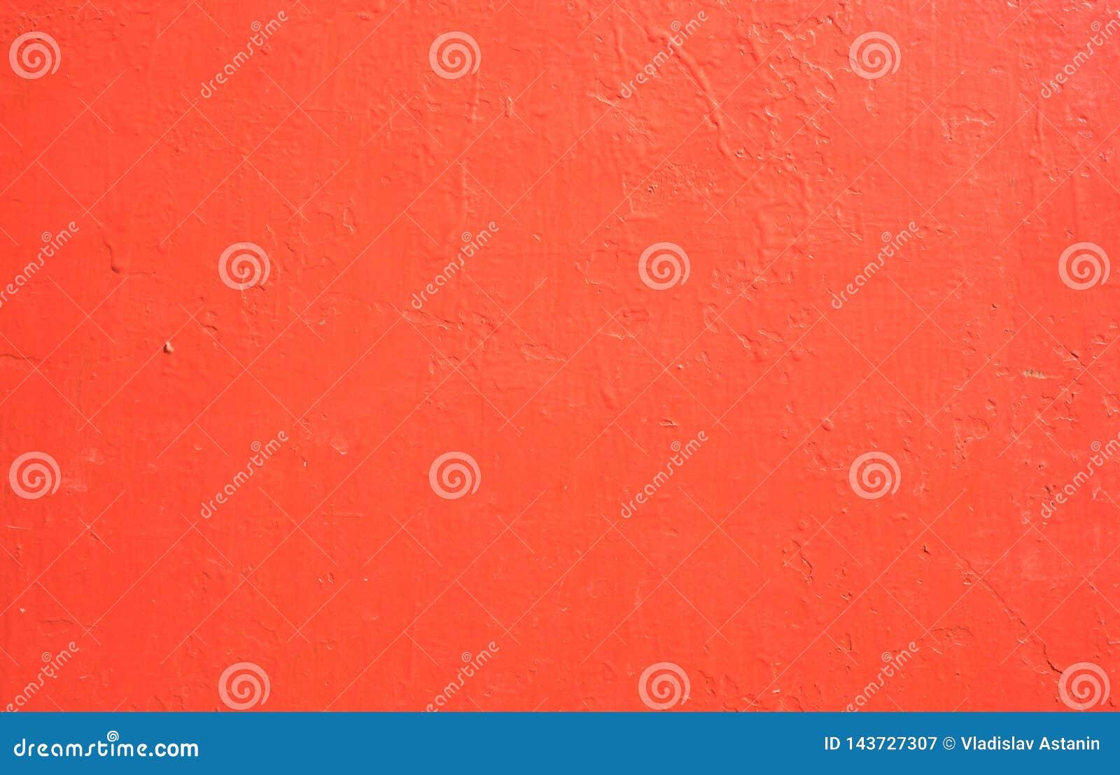 Ilustração pintada vermelha do fundo do metal para o Natal