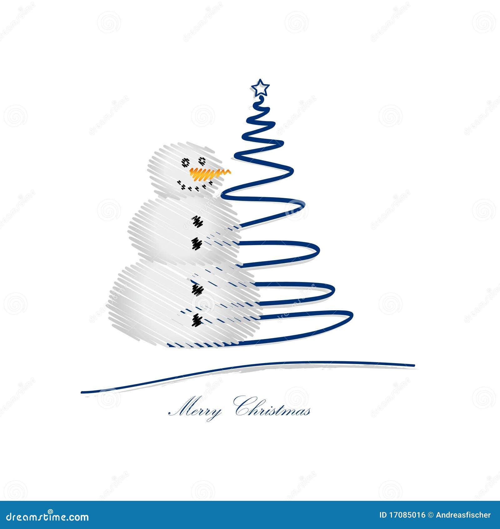 Ilustración de la Navidad