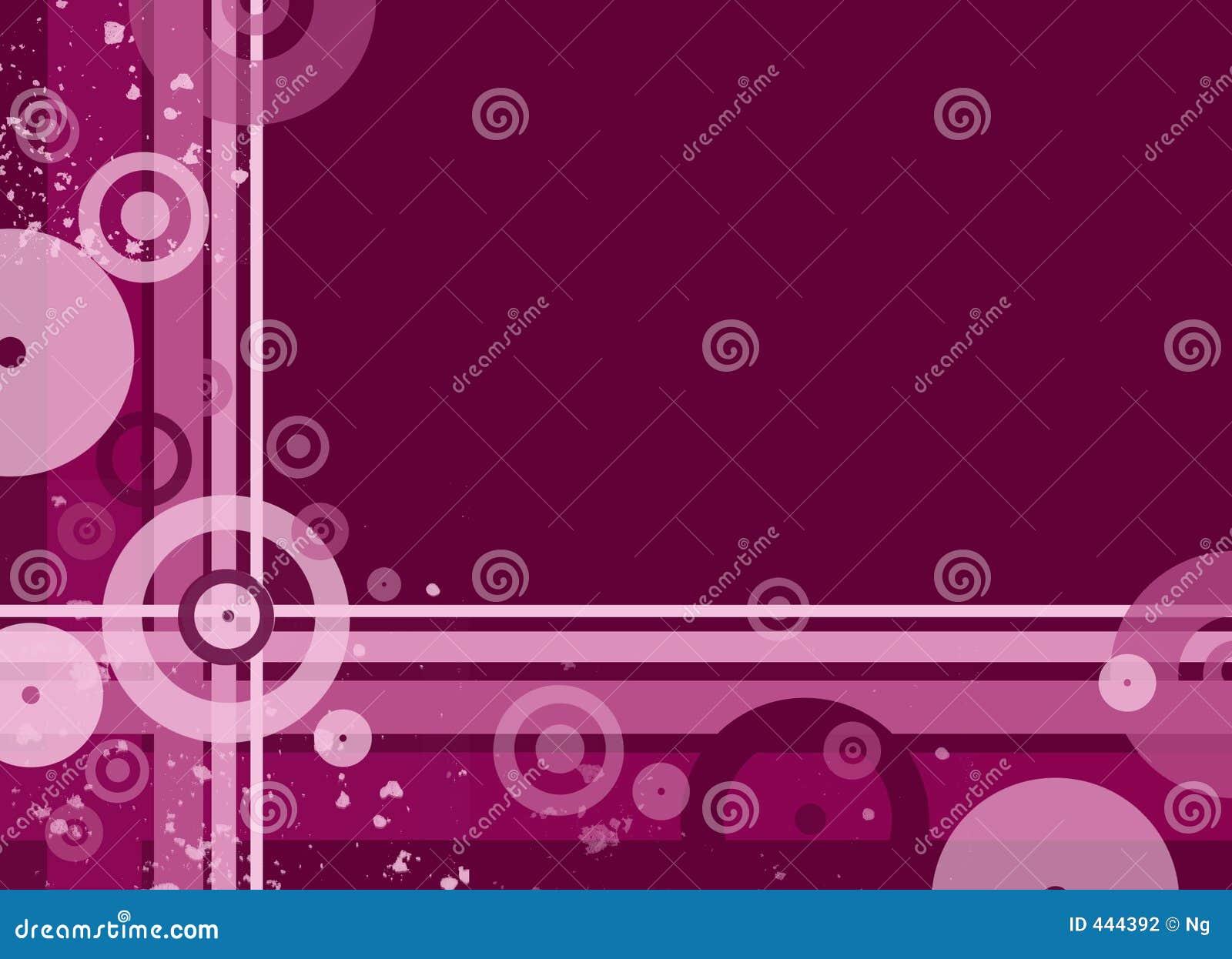 Ilustración del fondo del estilo del vector