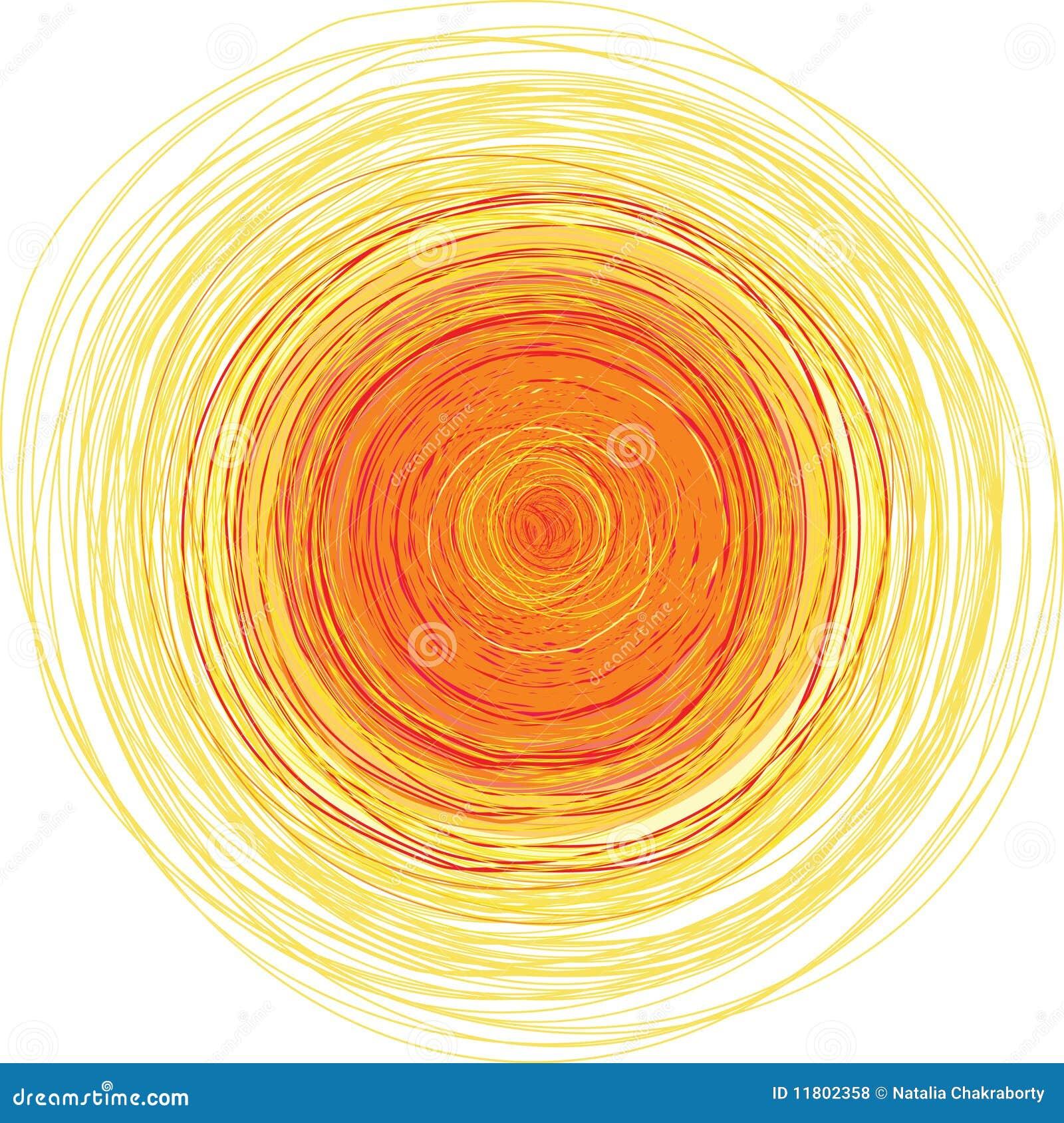 * Ese elemento agua * - Página 4 Ilustraci%C3%B3n-pulso-del-vector-del-sol-brillante-11802358