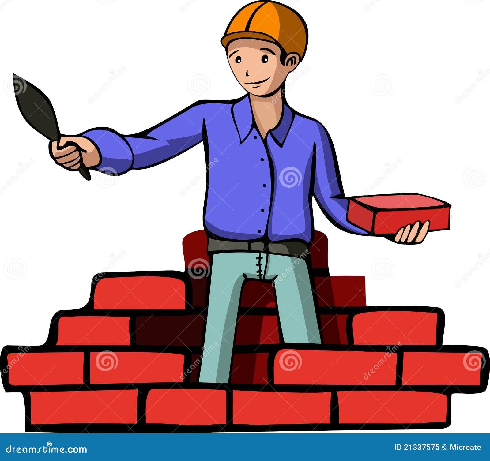 Ilustraci n de un constructor foto de archivo libre de for 3d setup builder