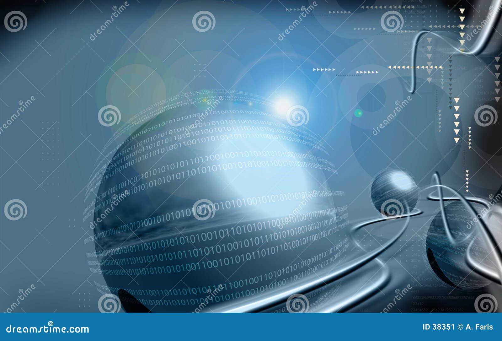 Download Ilustraciones Estupendas Del Ordenador Stock de ilustración - Ilustración de internet, flechas: 38351