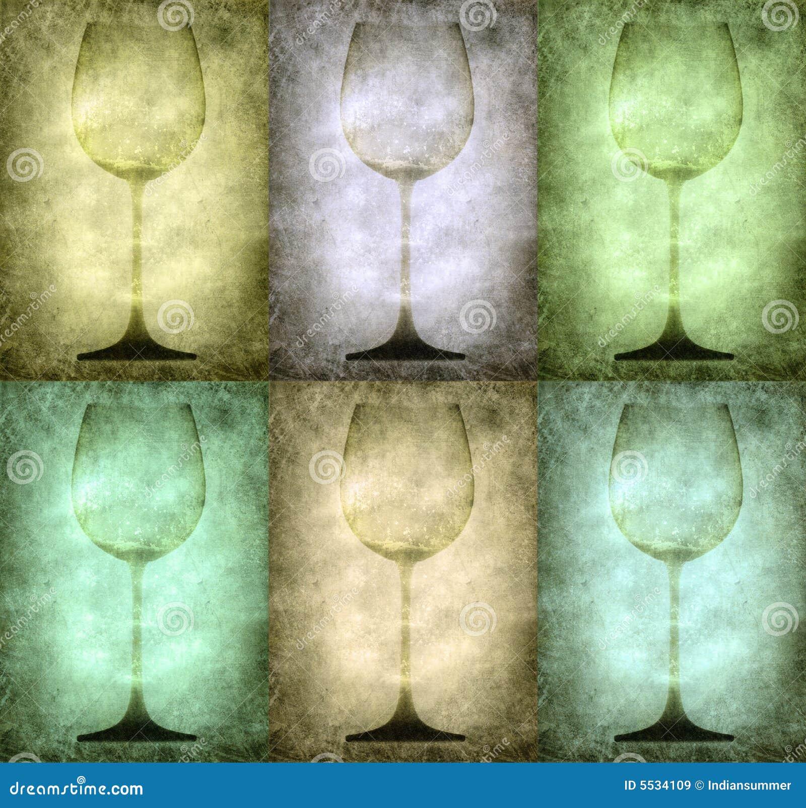 Ilustracja okulary crunch