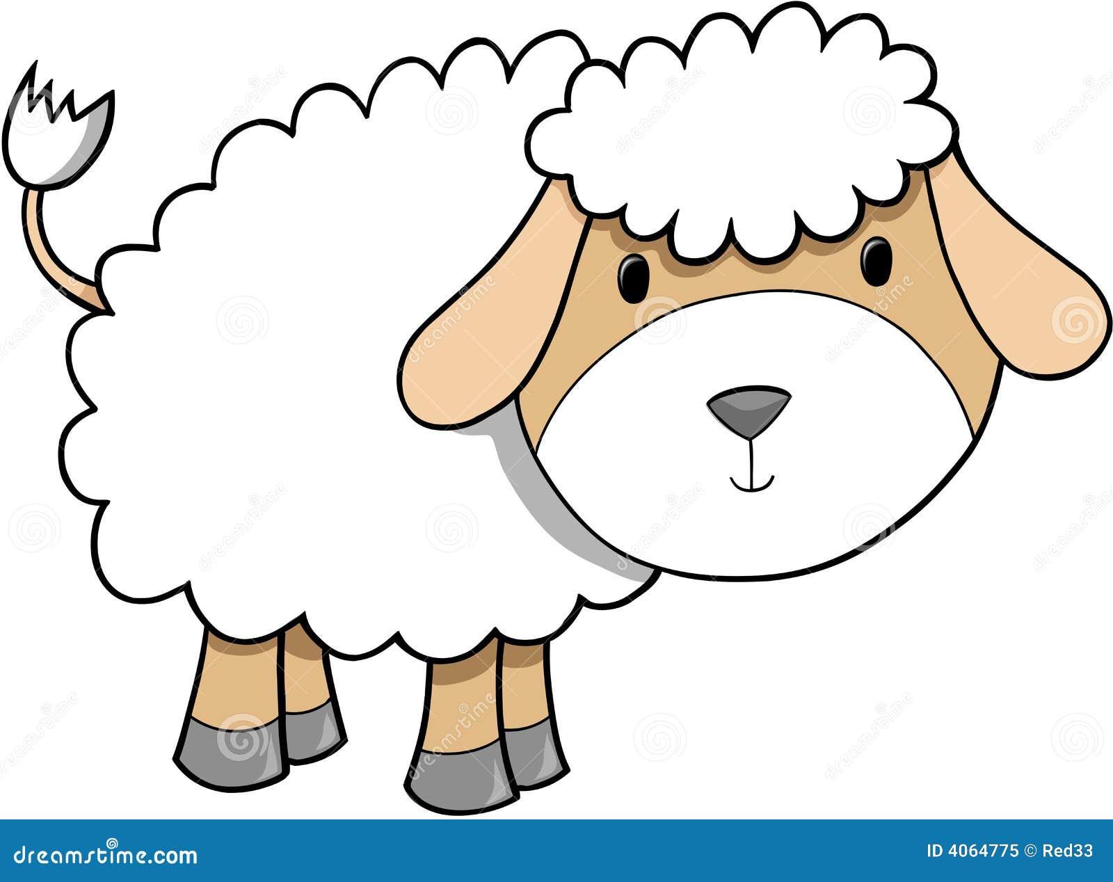 Ilustracyjni owce
