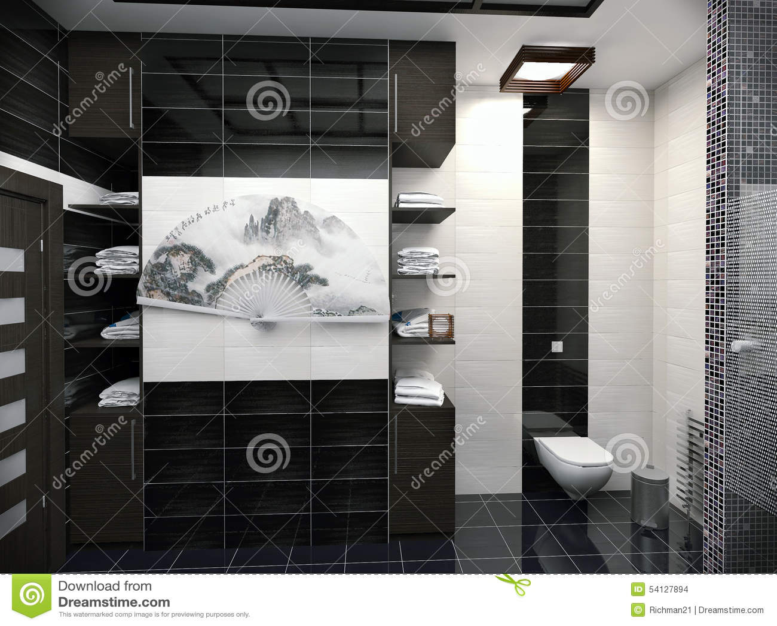 Mais imagens similares de ` Ilustração 3D do projeto de um banheiro  #82A328 1300 1065