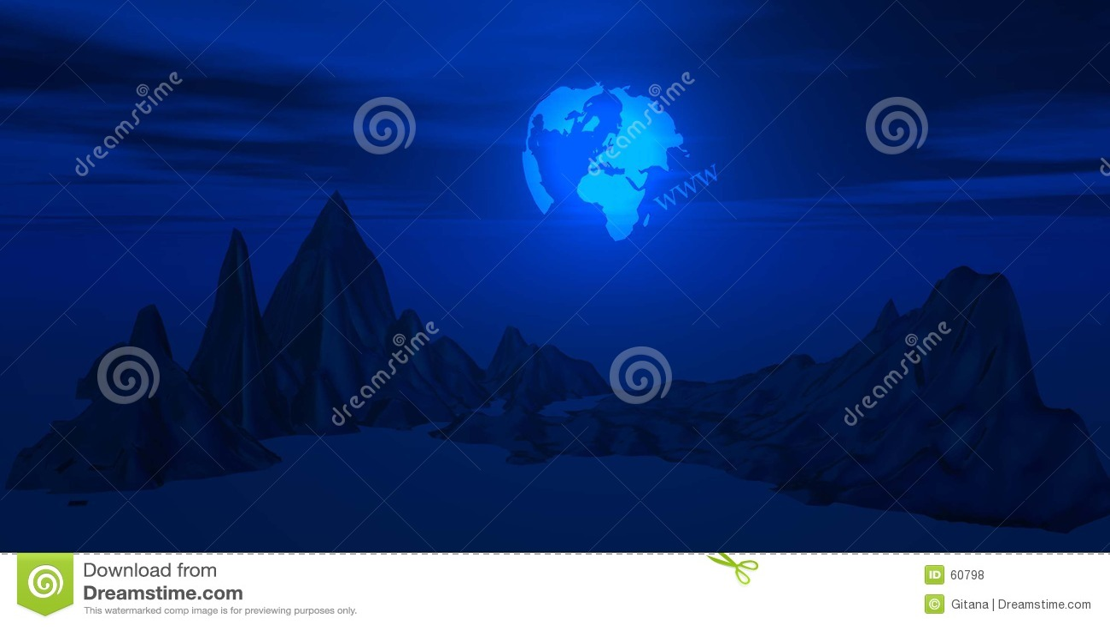 Ilustration del mundo