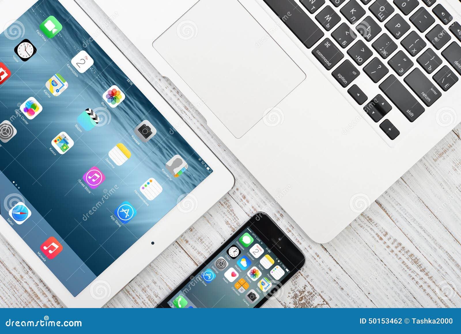 Imac inc иллюстрации яблока приборы