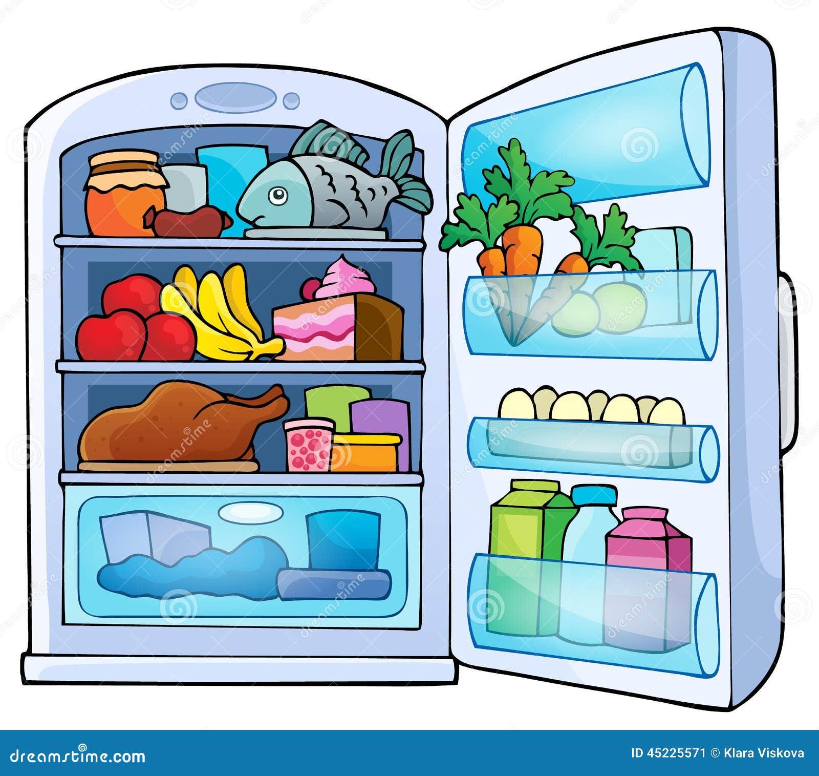 Image avec le thème 1 de réfrigérateur
