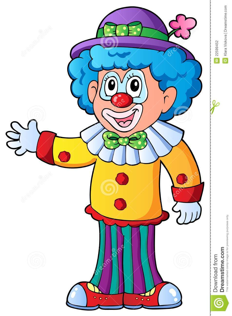 HD wallpapers clown coloring book