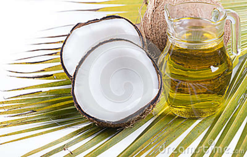 Image of Coconut oil for alternative therapy