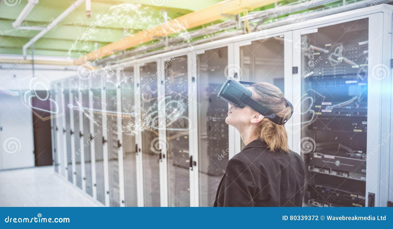 Image composée d image numérique de la connectivité sociale