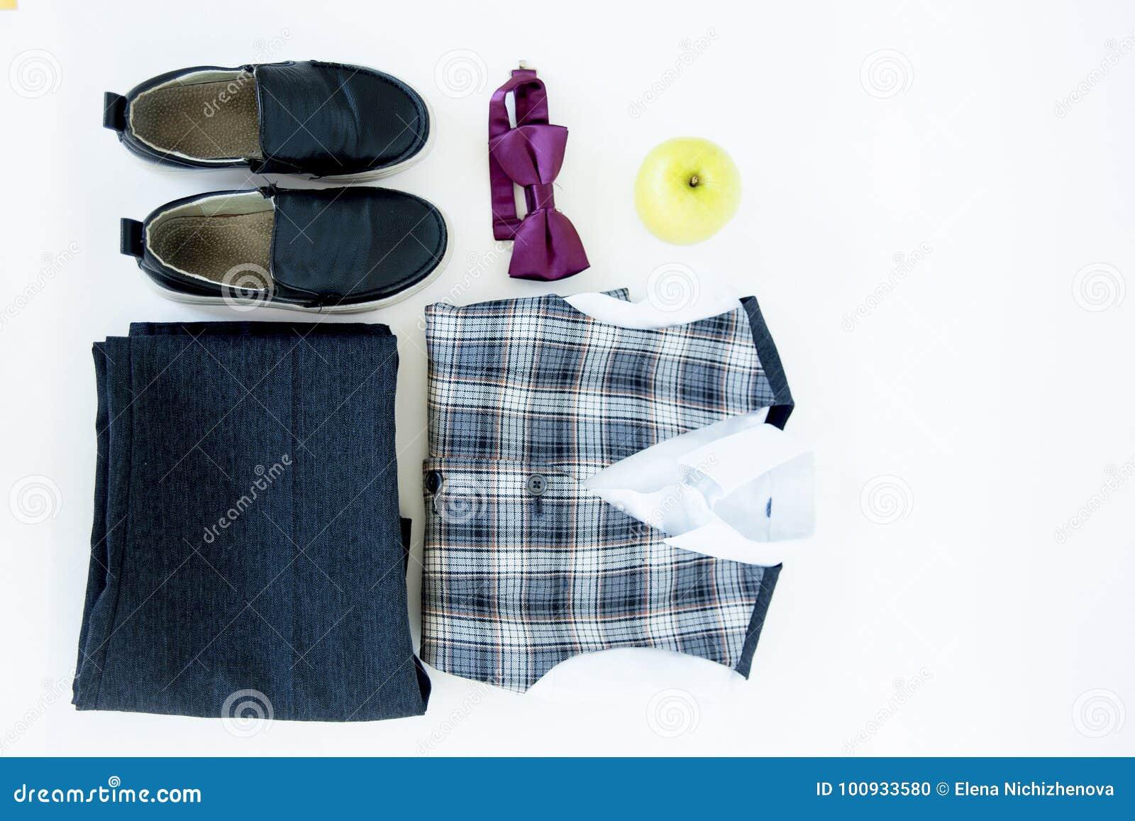 Image d un uniforme scolaire