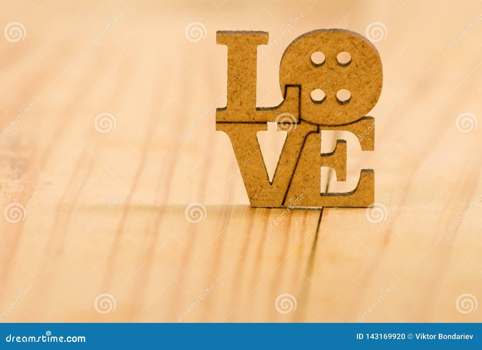 Image de l inscription de l amour comme symbole de l amour et de la dévotion