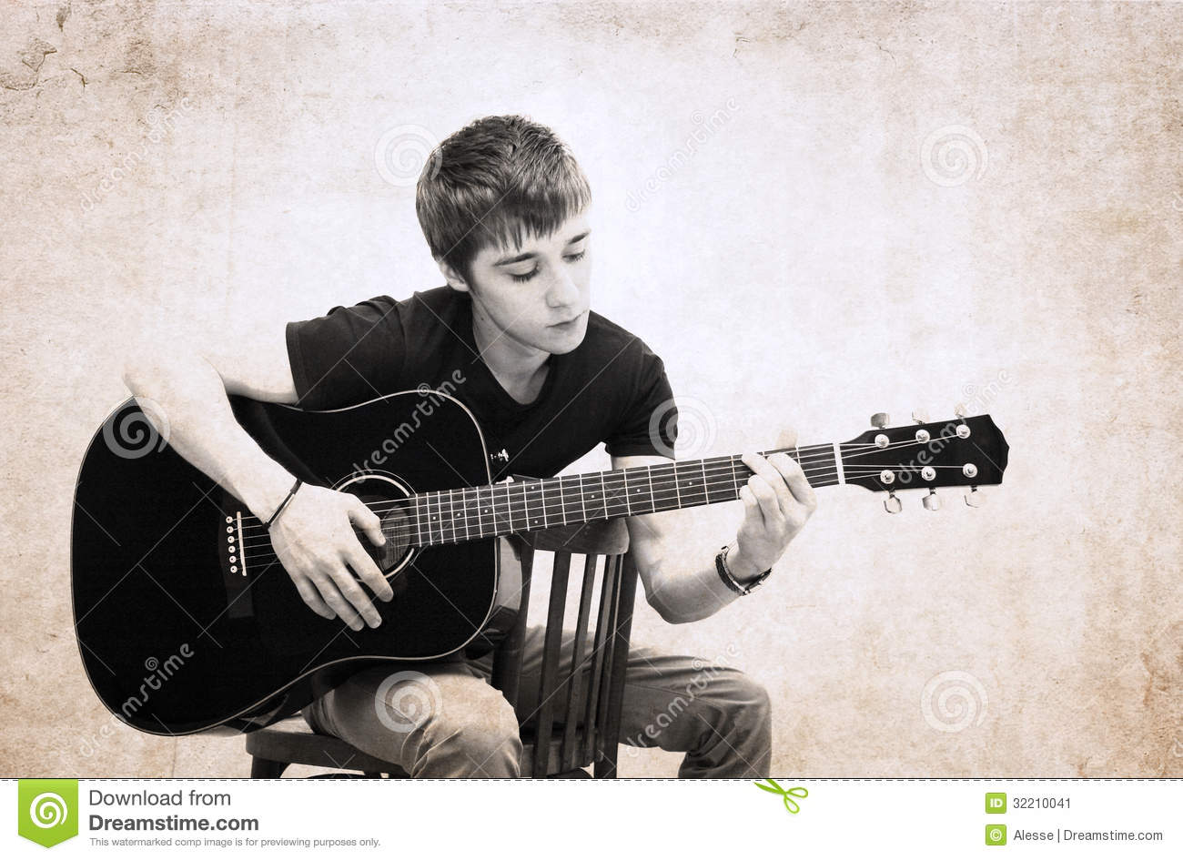 Image In Grunge Styleman And Guitar Style Man