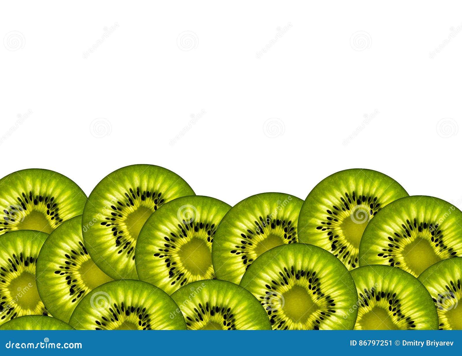 The image of kiwi for decoration royalty free stock photo for Decoration kiwi