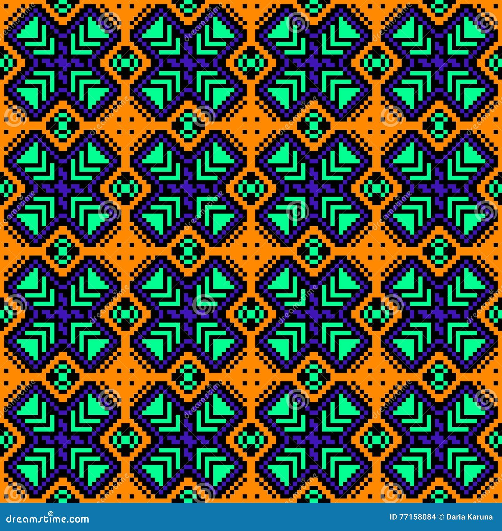 Image lumineuse des pixels