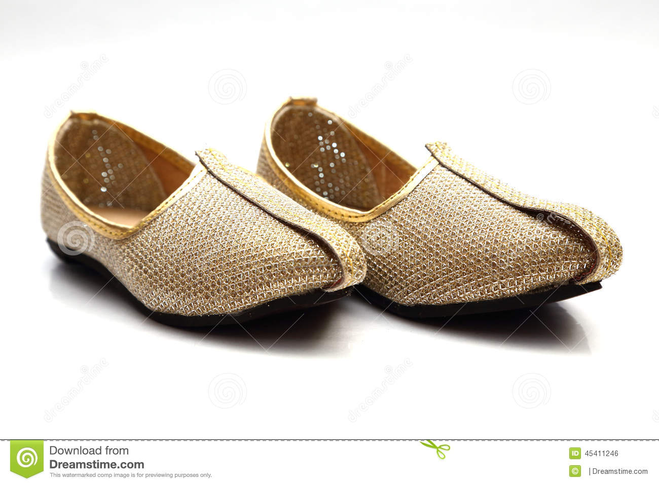 image of s indian wedding shoes stock photo image of
