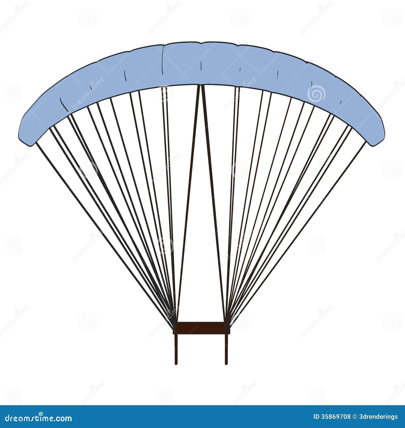 cartoon clipart parachute - photo #20