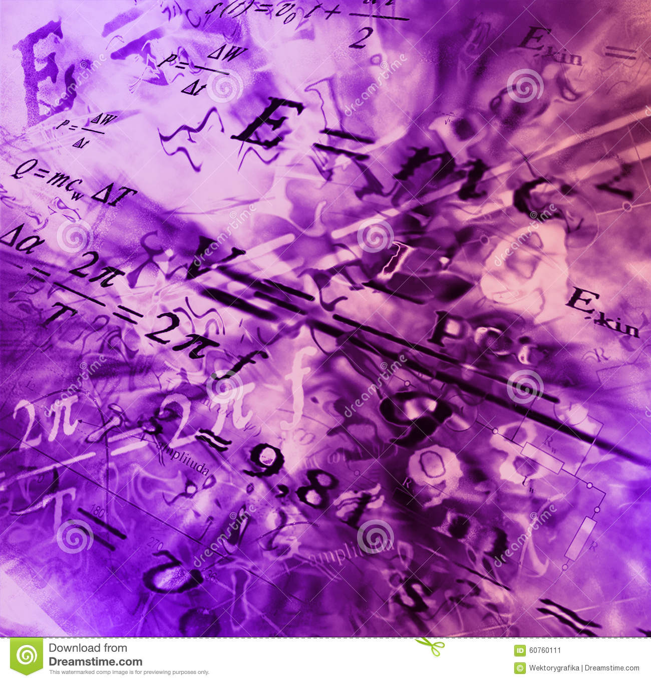 image of physical technology abstract background science