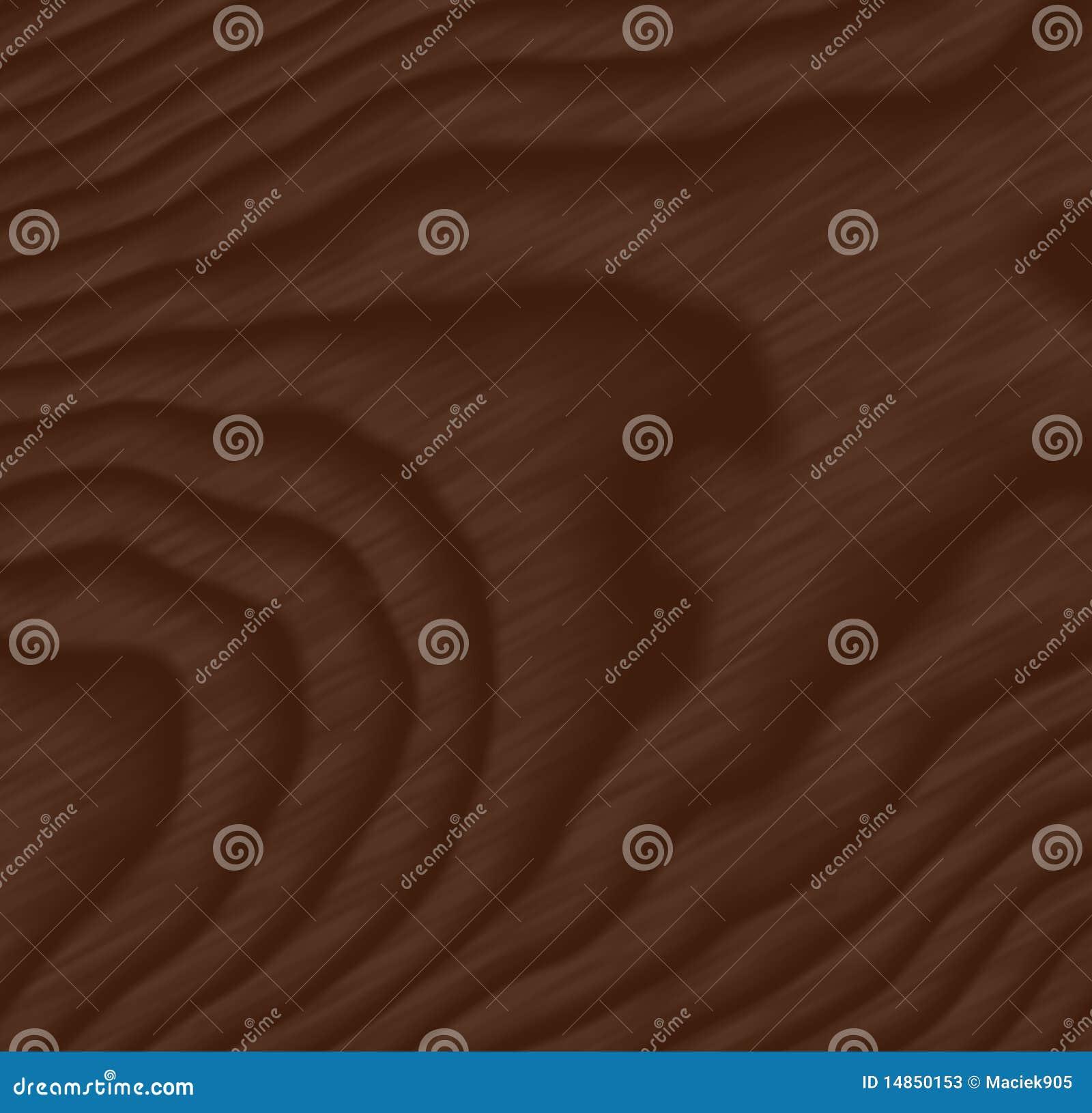 Image of polished wood texture