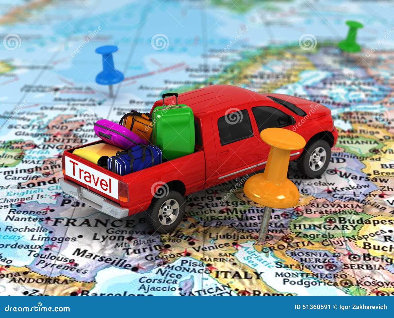 Image of travel concept. stock image. Image of crash ...