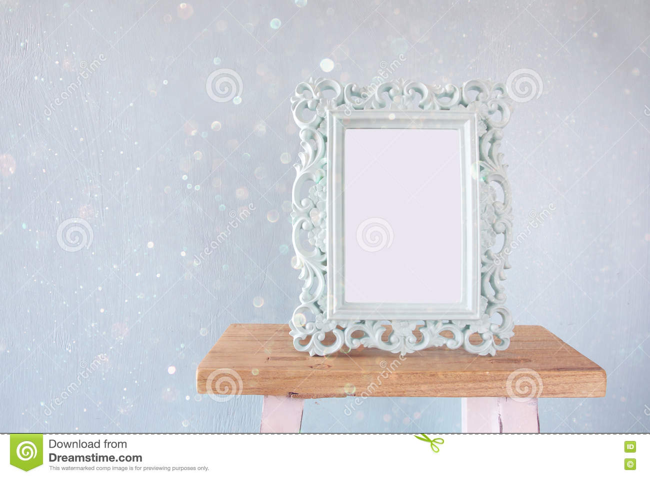Image Of Vintage Antique Classical Frame Stock Image Image