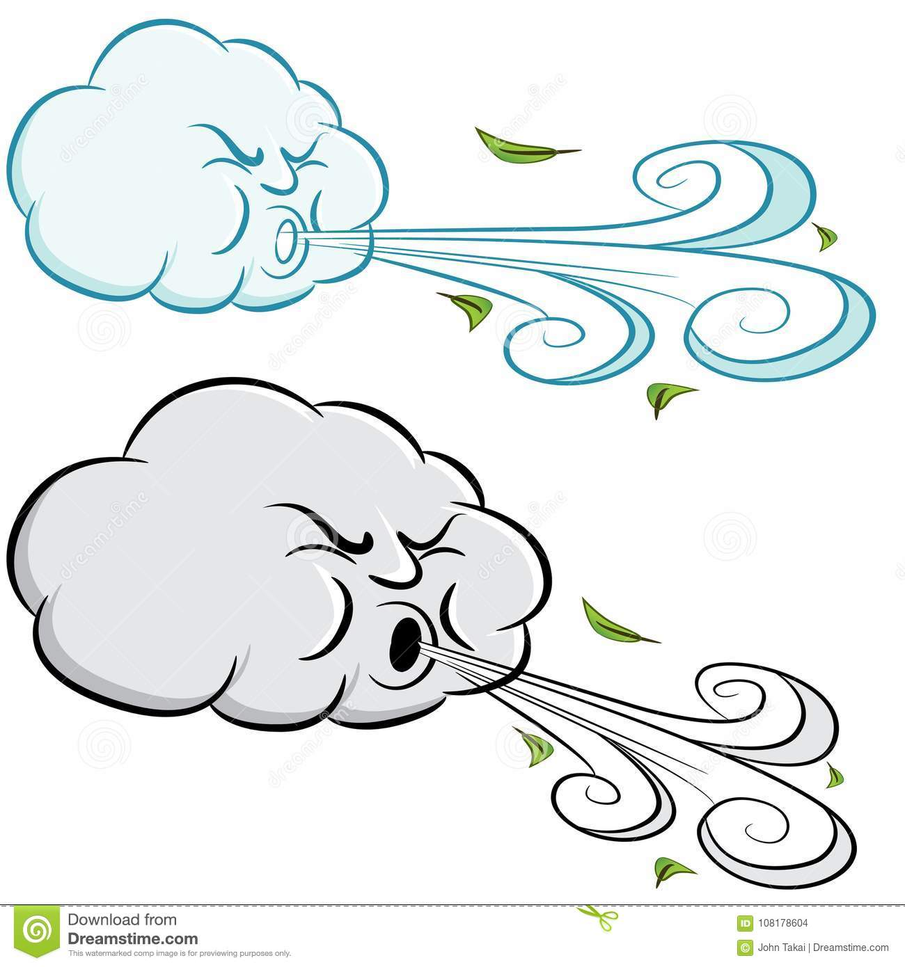 Cloudy Day Clipart | Free download on ClipArtMag |Windy Day Clipart