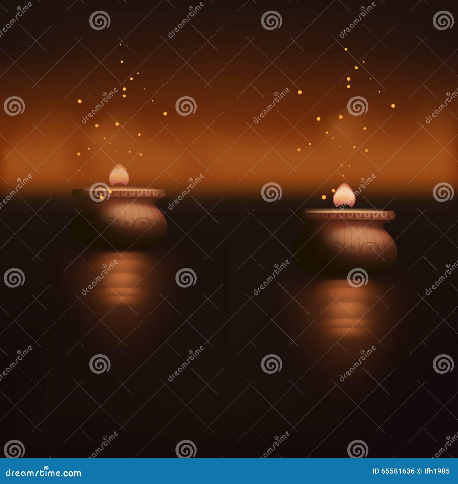 Imagem das velas
