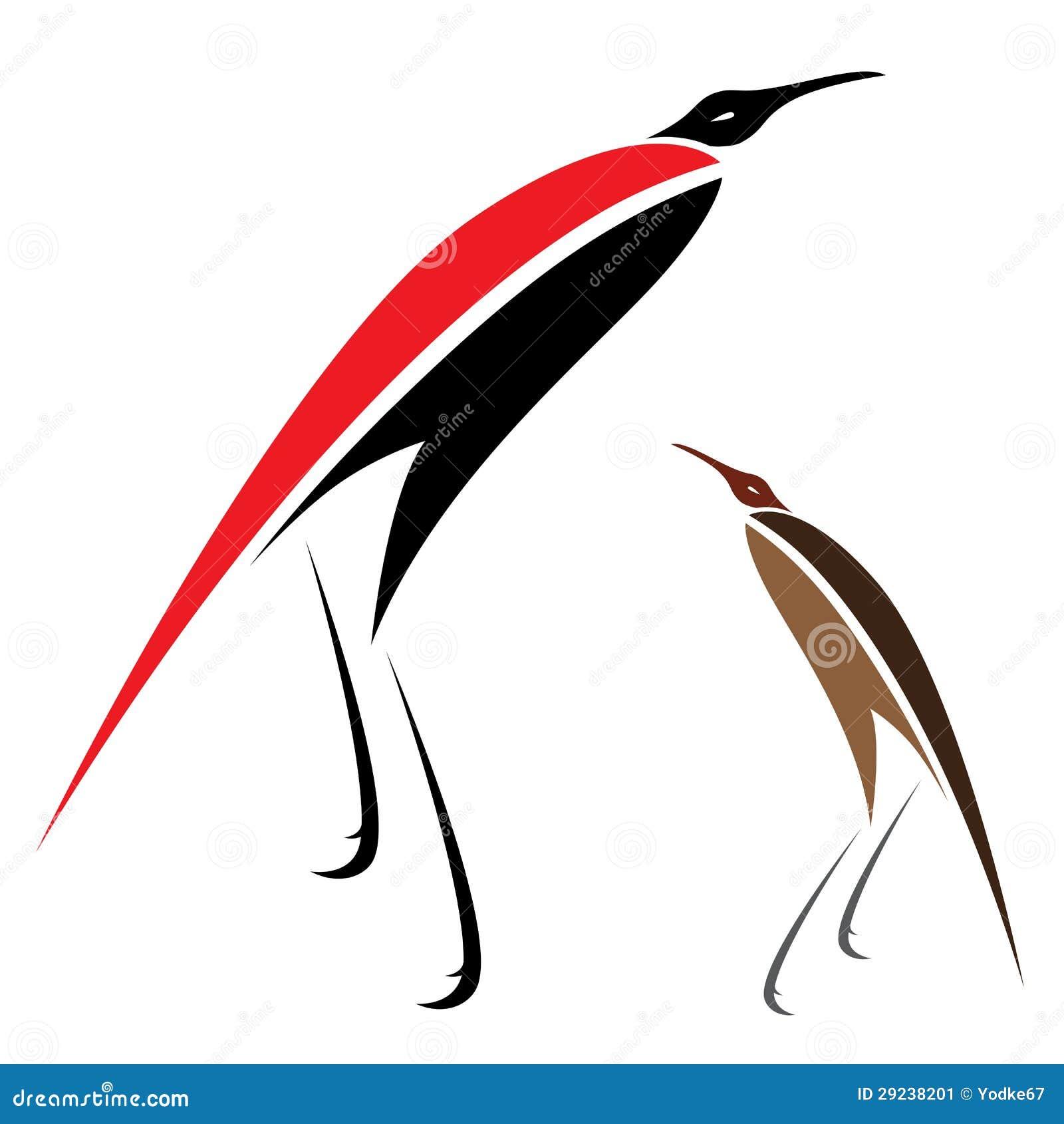 Download Imagem Do Vetor De Um Pássaro Ilustração do Vetor - Ilustração de cockatoo, exotic: 29238201