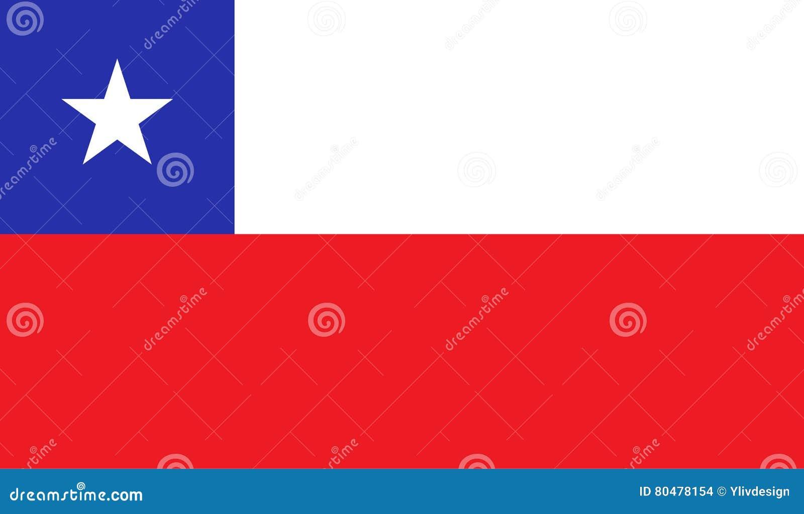 Imagen de la bandera de Chile