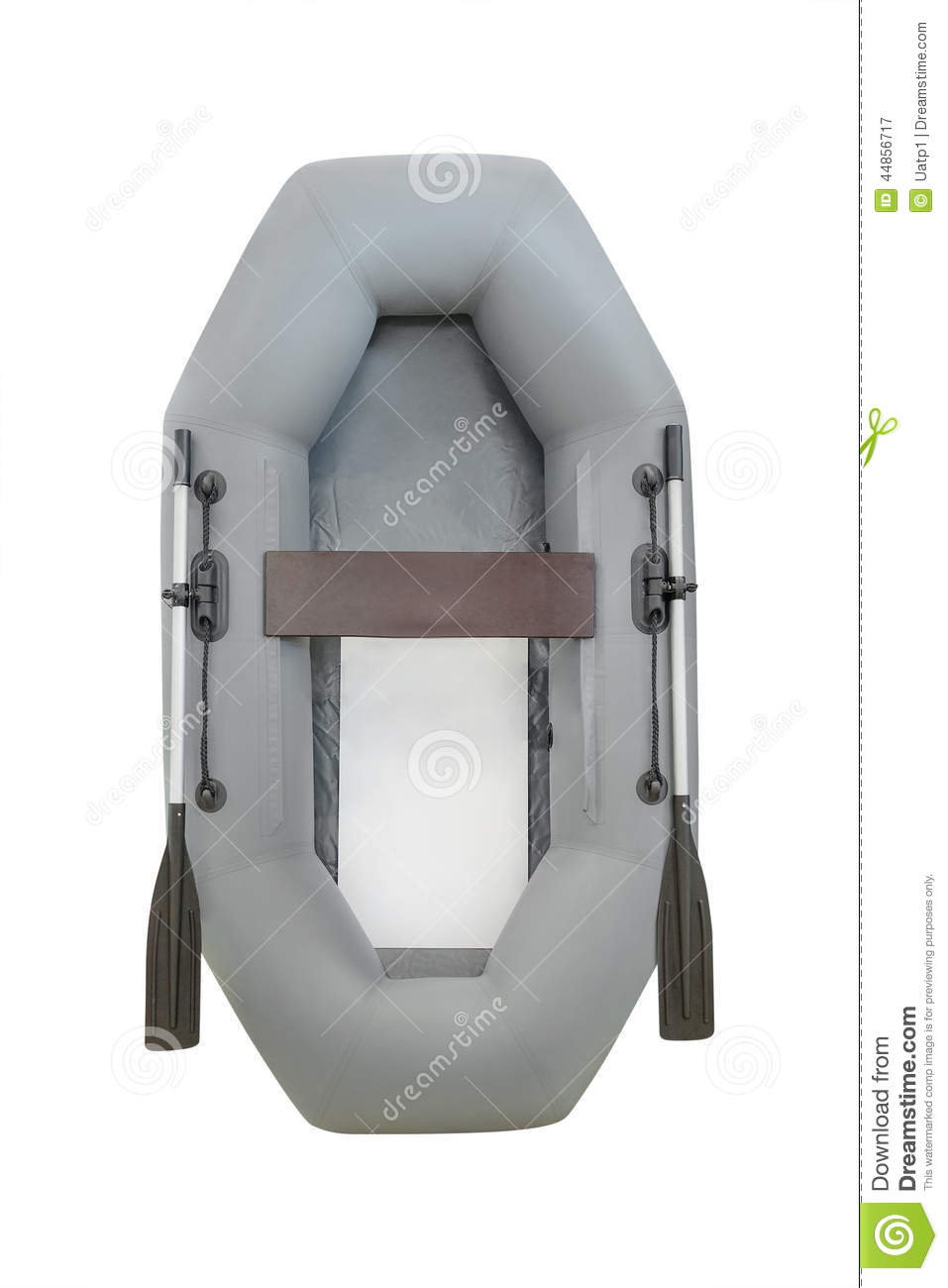 Imagen del barco inflable