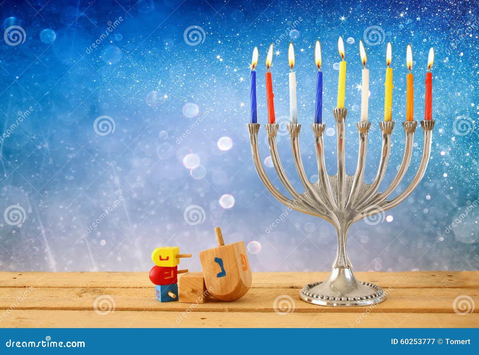 Imagen del día de fiesta judío Jánuca
