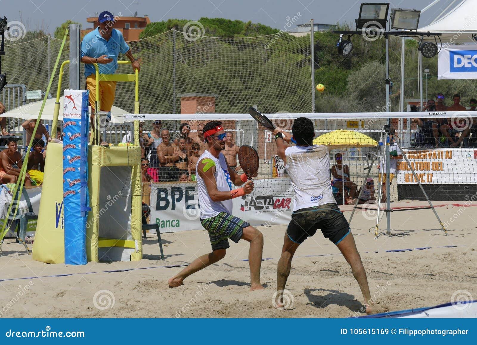 ITF Beach Tennis World Championship 2017 – Men Double Qualifier ...