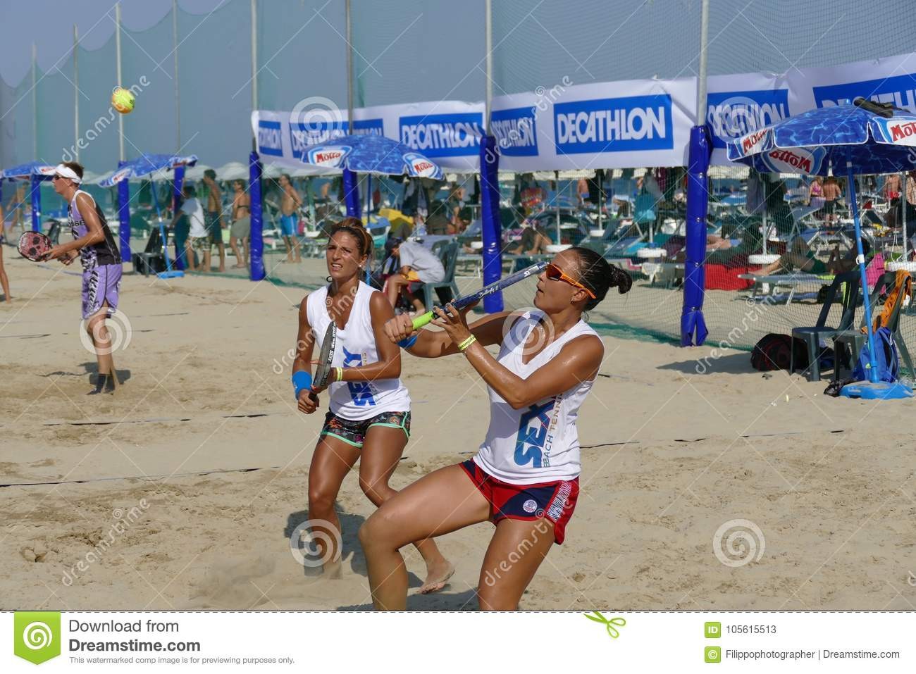 ITF Beach Tennis World Championship 2017 – Women Double Qualifier ...