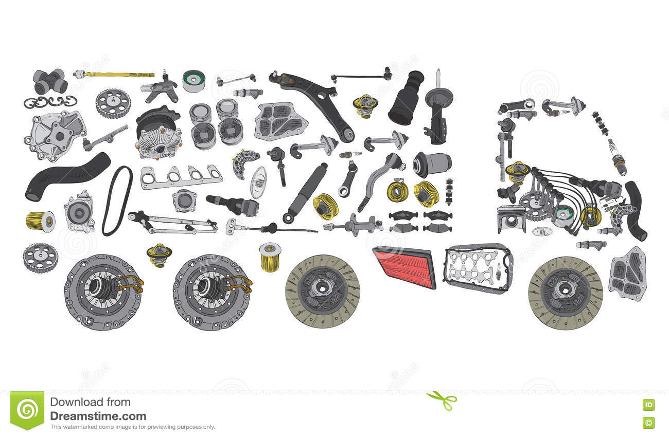 Images Truck Stock Illustrations – 309 Images Truck Stock ...
