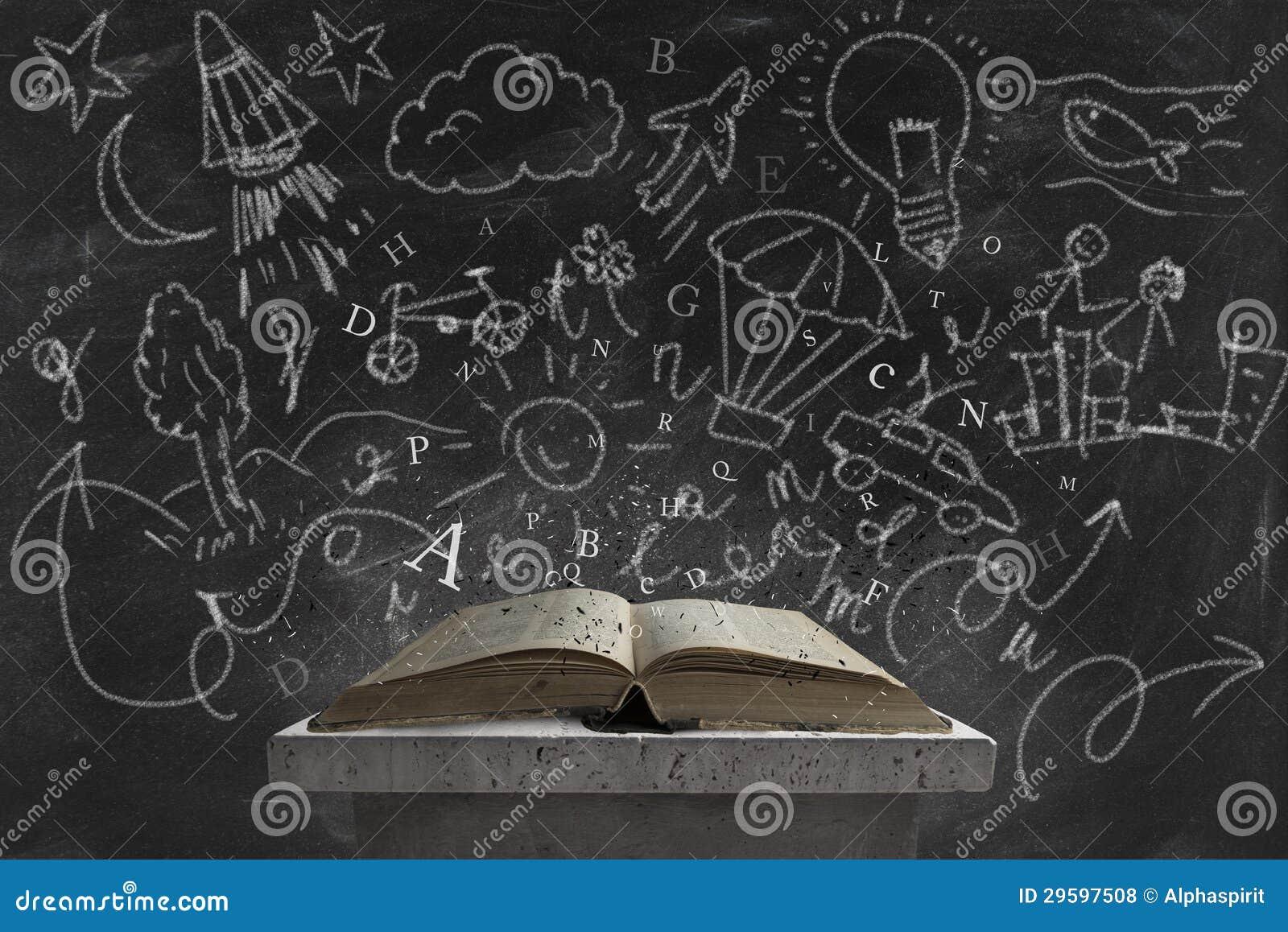 Imaginación y libro