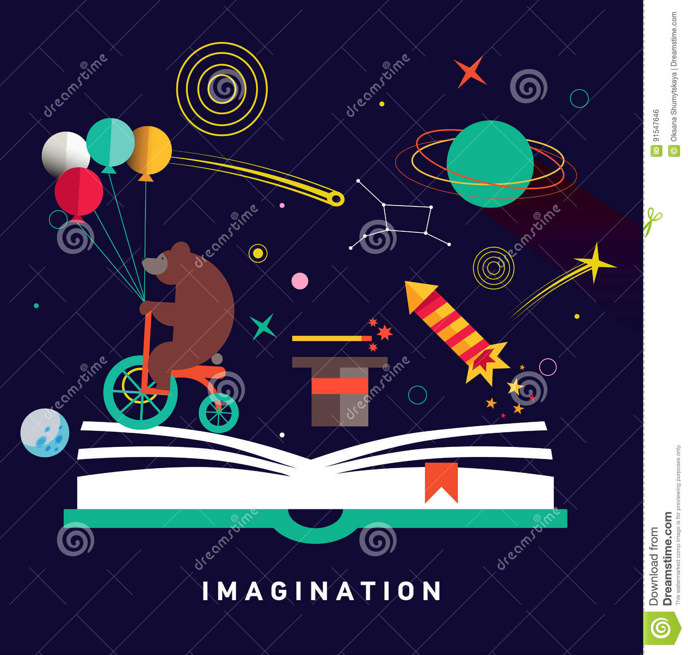 An overview of the concept of imagination