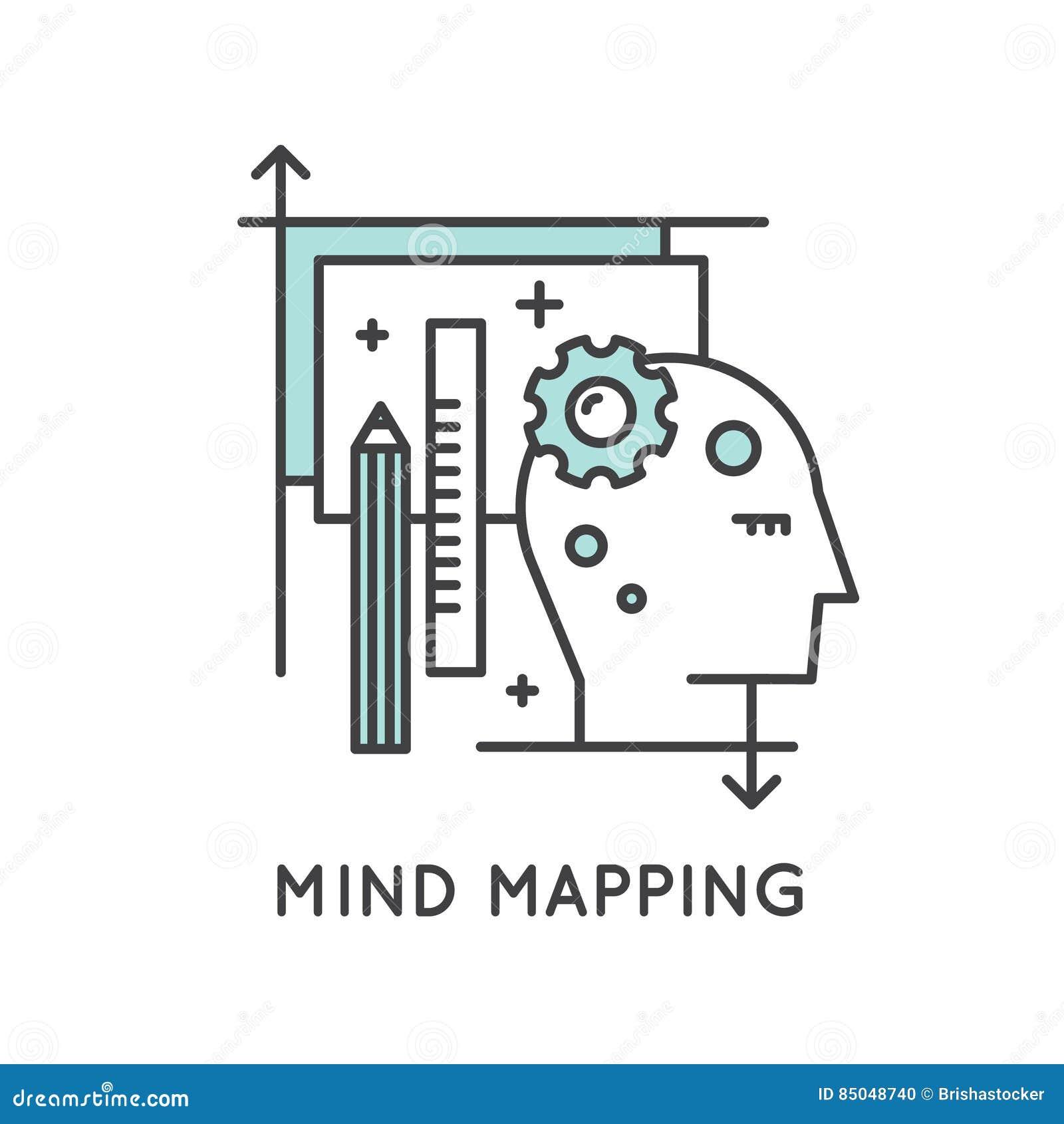 Imagination Smart Solution Creativity Brainstorm And Mind Map