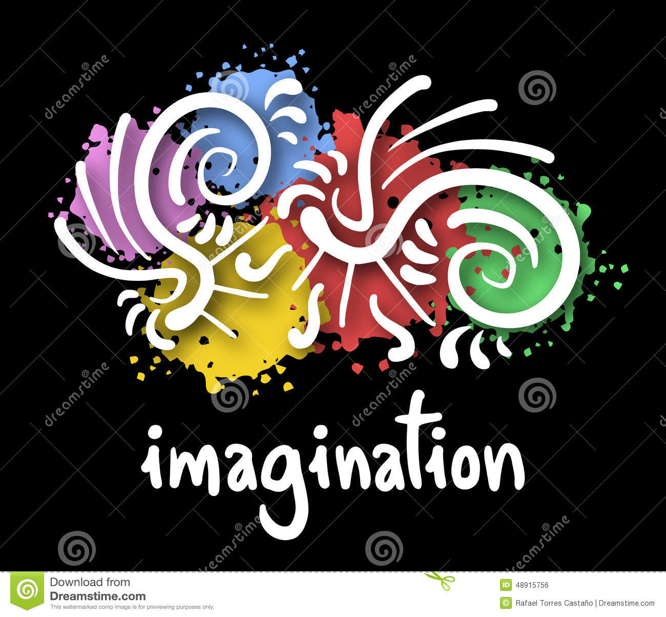 Imagination Symbol Related Keywords & Suggestions - Imagination ...