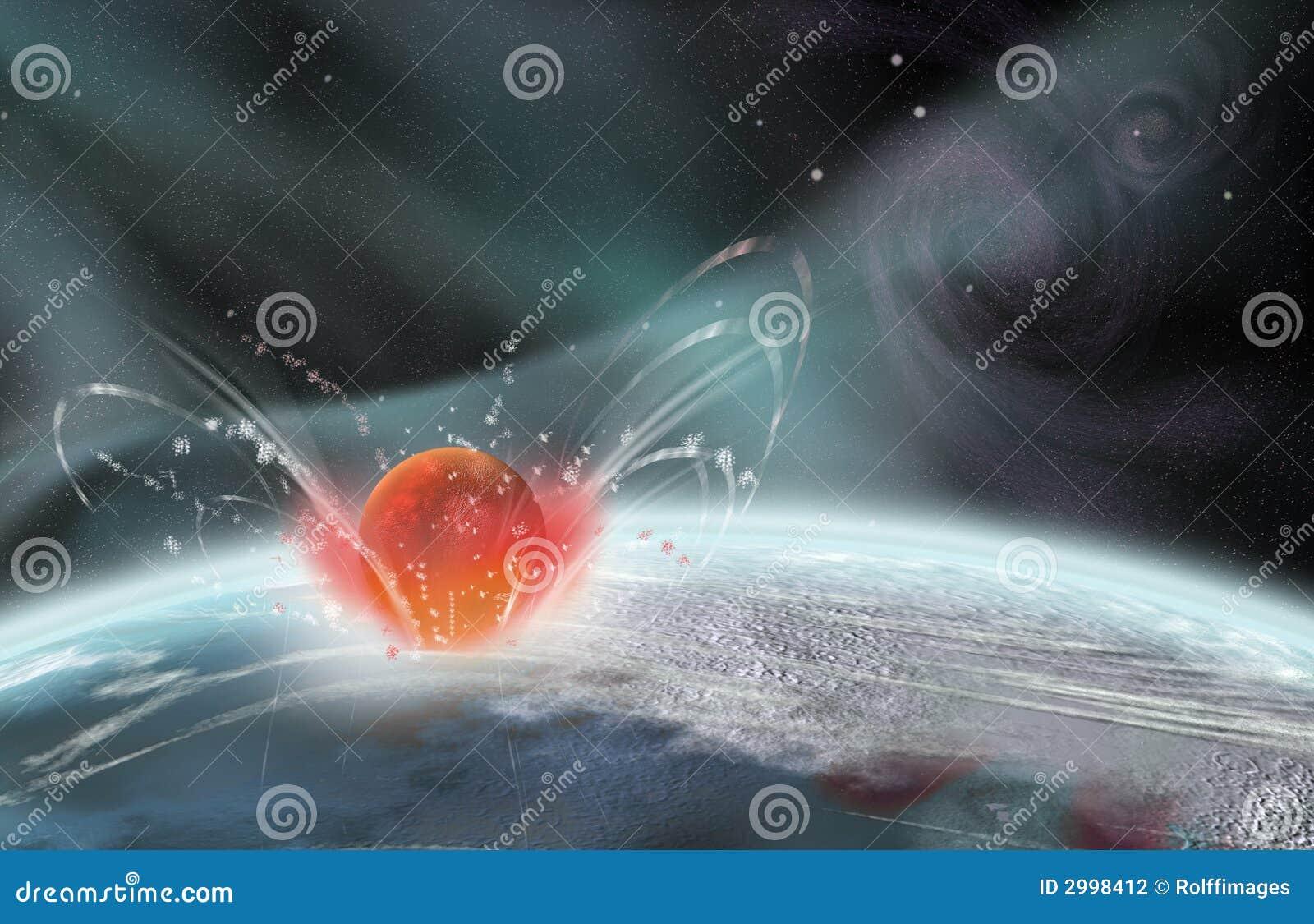 Imapact planetarne