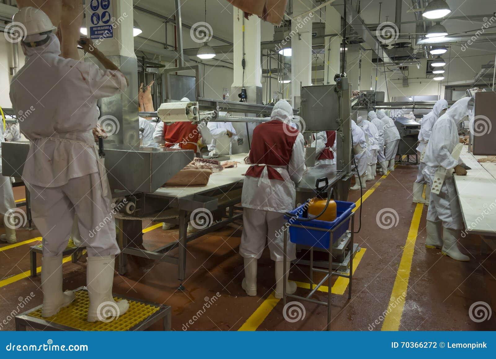 Imballaggio della carne