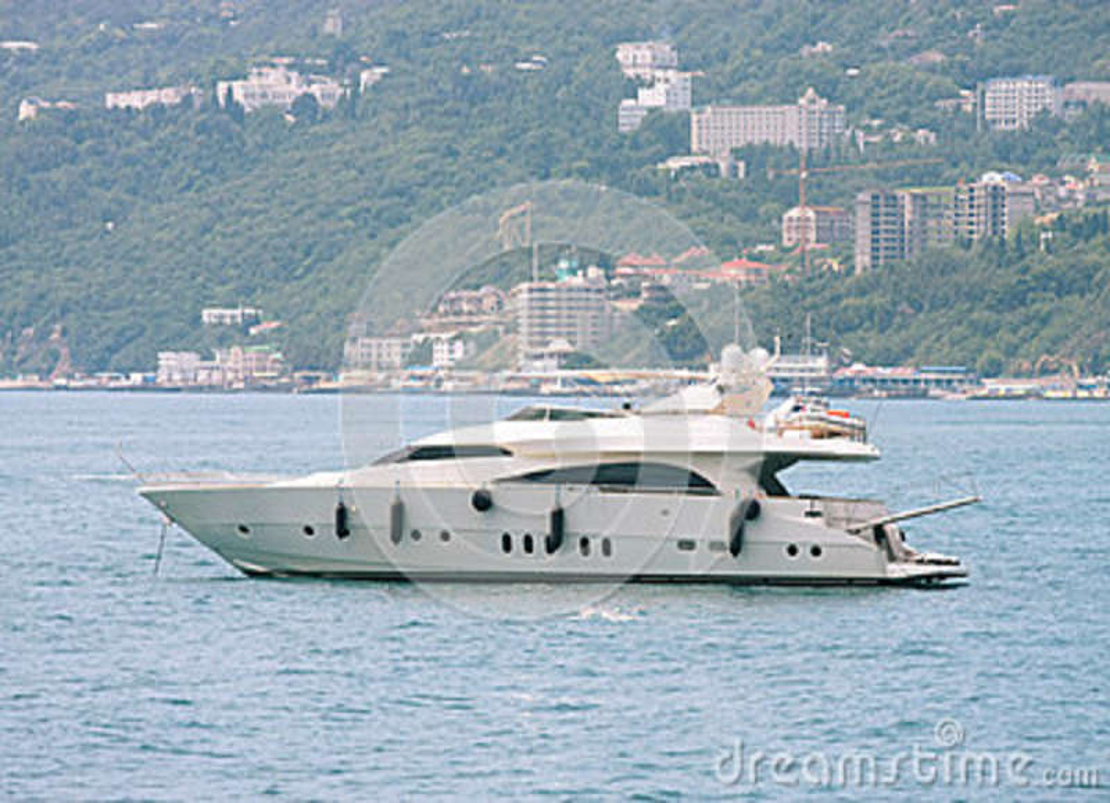 Download Imbarcazione a motore immagine stock. Immagine di nave - 36878013