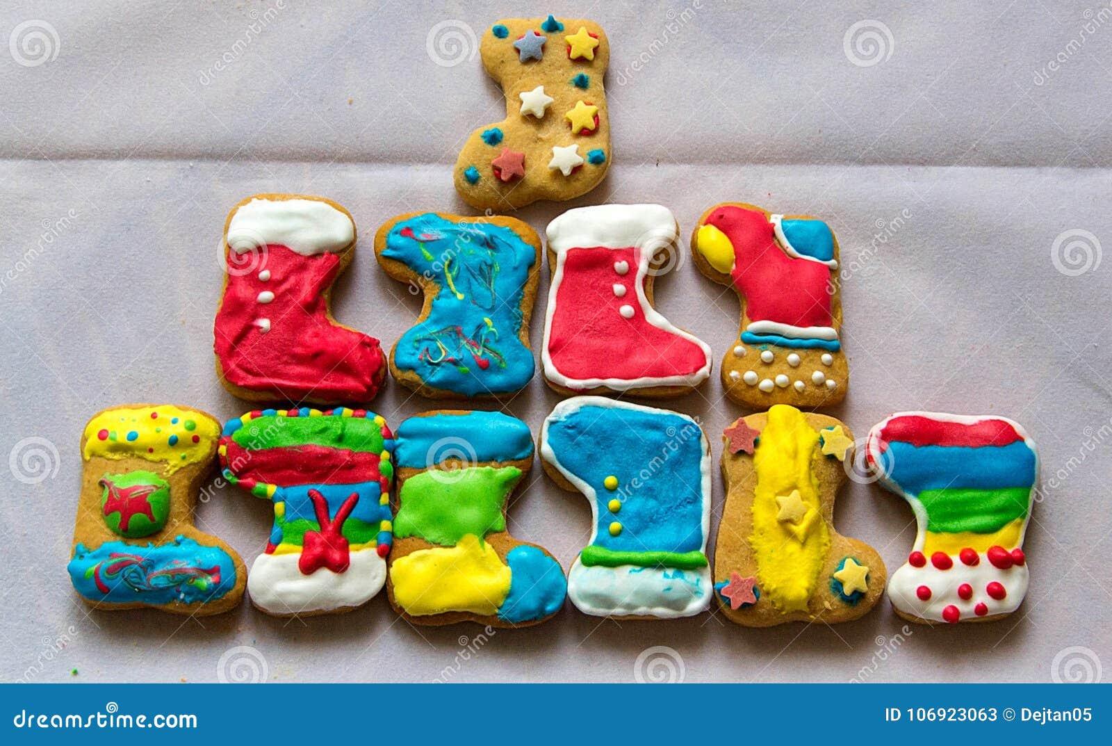 Imbirowi Chlebowi ciastka
